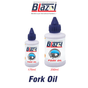 BLAZOL FORK OIL (clear White)
