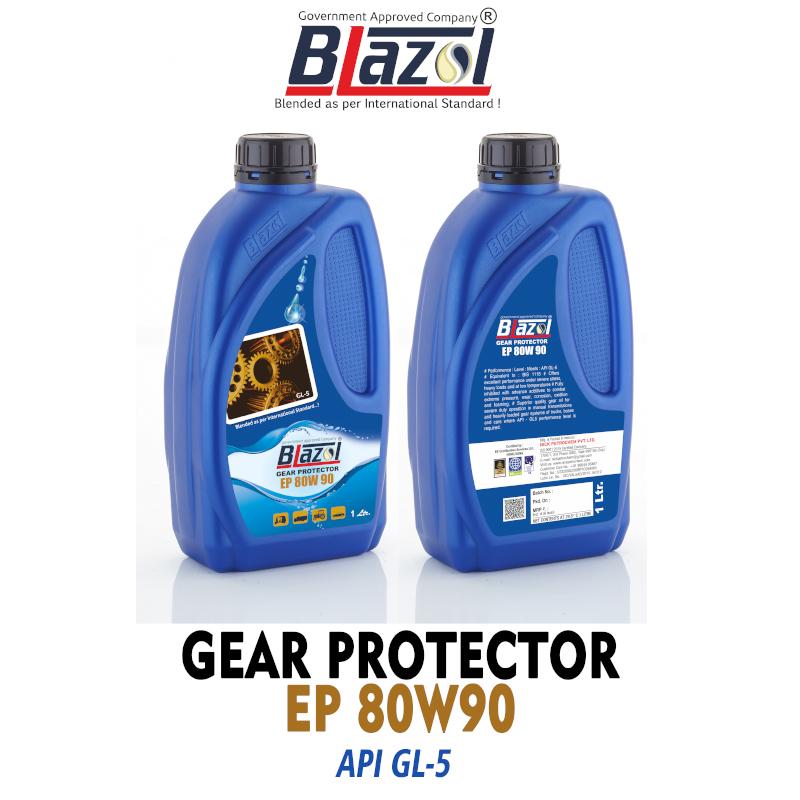 BLAZOL Gear Protector EP- 80W90 (GL-5)