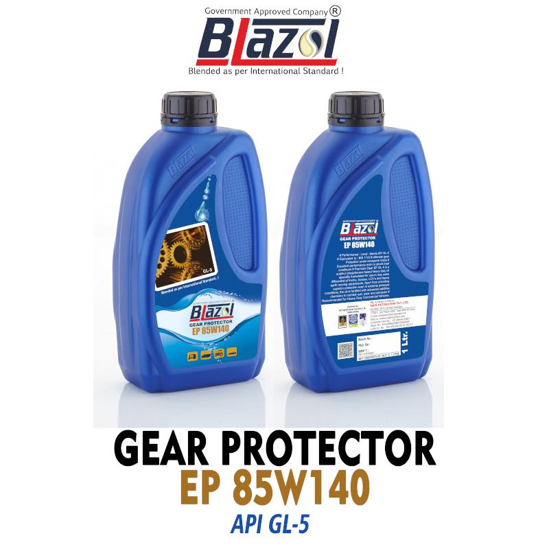 BLAZOL Gear Protector EP- 85W140 (GL-5)