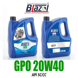 BLAZOL General Purpose Oil (GPO) (API SC CC)