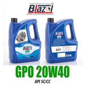 BLAZOL General Purpose Oil (GPO) (API SC CC)