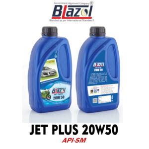 BLAZOL JET Plus 20W50 (API SM)
