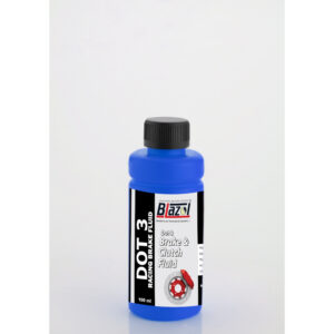 BRAKE & CLUTCH FLUID (DOT-3)