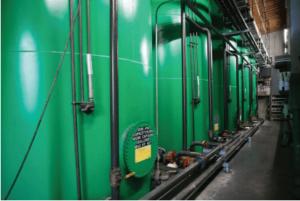 Goods Storage Tank