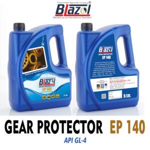 BLAZOL Gear Protector EP - 140 (GL-4) - 5 ltr