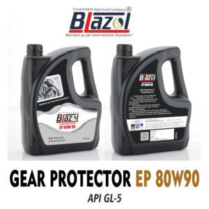 BLAZOL Gear Protector EP- 80W90 (GL-5)-2.5 ltr