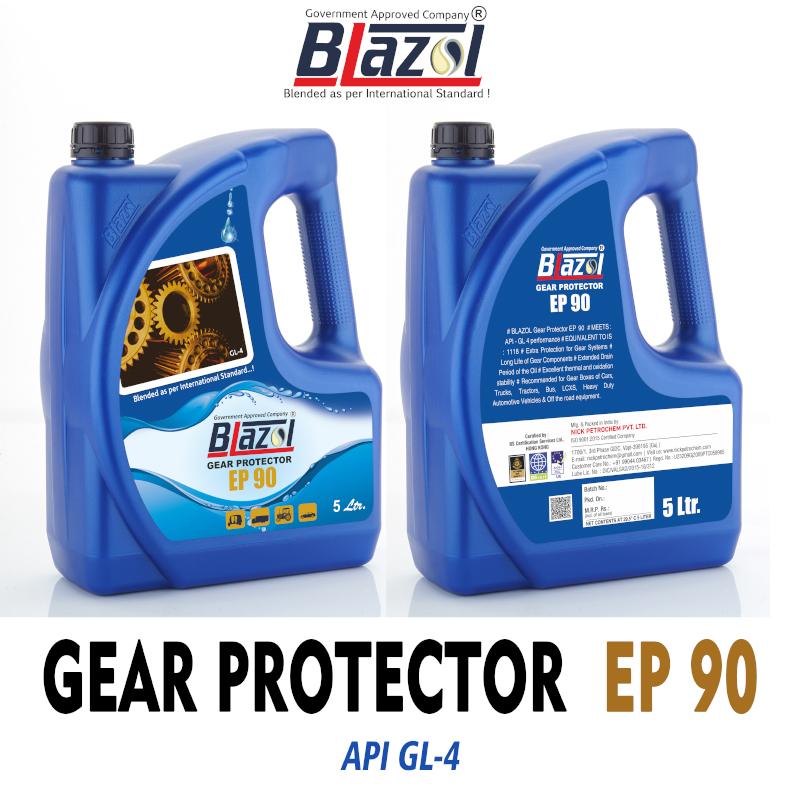 BLAZOL Gear Protector EP - 90 (GL-4) - 5 ltr