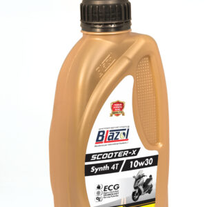 800 ml Scooter X synth 10W30