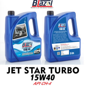 5 ltr JET STAR TURBO 15w40