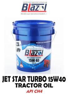 7.5 ltr JET STAR TURBO 15w40