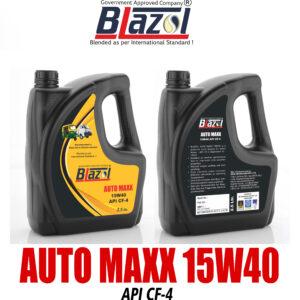 2.5 ltr AUTO MAXX 15W40