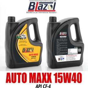 3 ltr AUTO MAXX 15W40