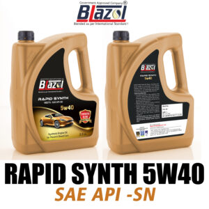 3.5 ltr RAPID SYNTG 5W30